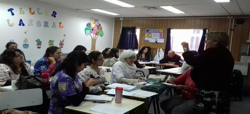Investigación acción para el desarrollo de estrategias inclusivas de acuerdo a las directrices del Decreto 83 que aprueba criterios y orientaciones de adecuaciones curriculares para estudiantes con necesidades educativas especiales