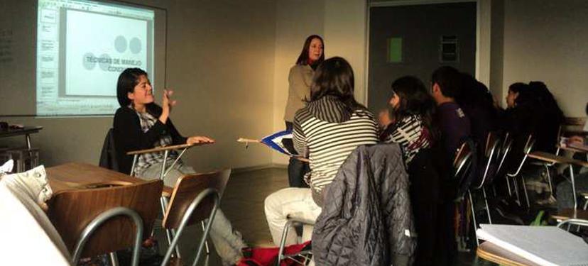 Fortalecimiento de los procesos de inclusión de estudiantes en situación de discapacidad en las Instituciones Santo Tomás, sede Viña del Mar